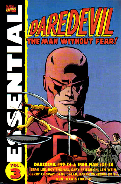 Essential Daredevil,...