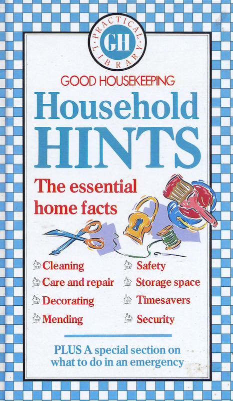 """Good Housekeeping"" Household Hints"