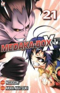 Medaka Box vol. 21