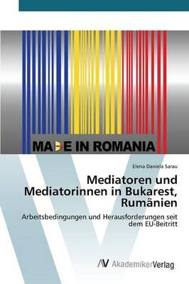 Mediatoren und Mediatorinnen in Bukarest, Rumänien