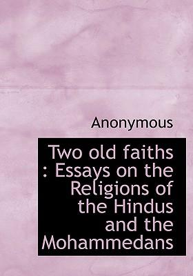 Two Old Faiths