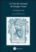 Le Vite dei veronesi di Giorgio Vasari