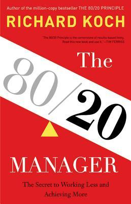 The 80/20 Manager