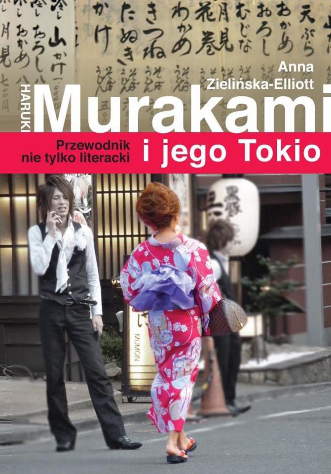 Haruki Murakami i jego Tokio