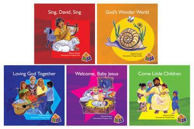 Seasons Growing Faith Board Books