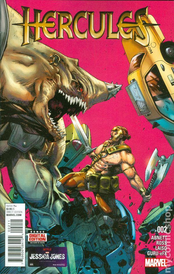 Hercules Vol.4 #2