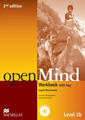 Open Mind 2nd Edition AE Level 2B Workbook with Key & CD Pack (Openmind American Edition)