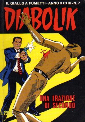 Diabolik Anno XXXIII...