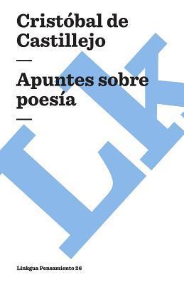 Apuntes Sobre Poesia/poetry Notes