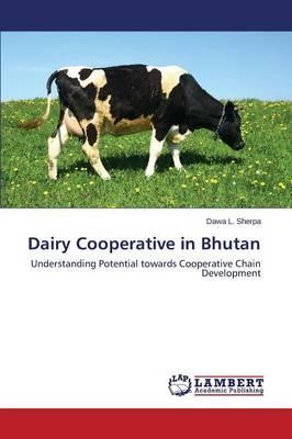 Dairy Cooperative in Bhutan