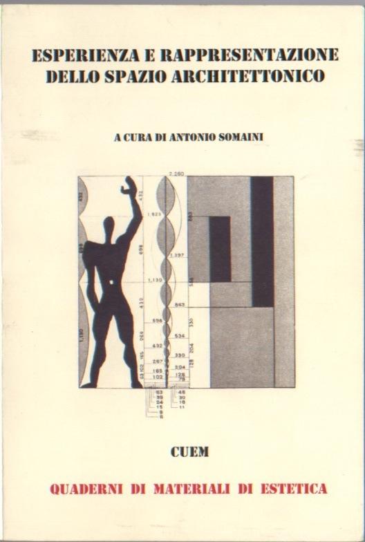 Esperienza e rappresentazione dello spazio architettonico