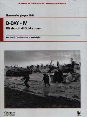 D-Day - IV: Gli sbar...