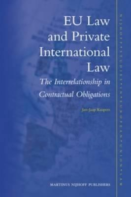 EU Law and Private International Law