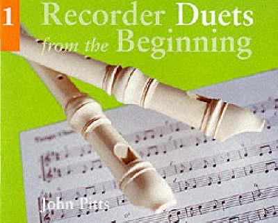 Recorder Duets from the Beginning Book 1