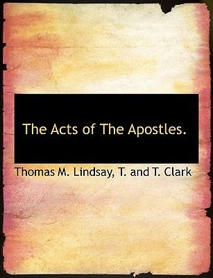 The Acts of The Apostles.