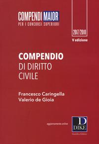 Compendio di diritto civile. Con Contenuto digitale per download e accesso on line