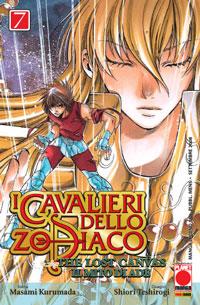 I Cavalieri Dello Zodiaco - Lost Canvas 7