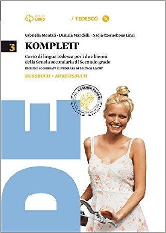 Komplett. Kursbuch-Arbeitsbuch-ZD B1 neu. Per le Scuole superiori. Con CD-ROM. Con e-book. Con espansione online