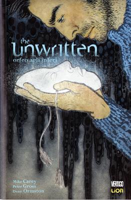 The Unwritten vol. 8