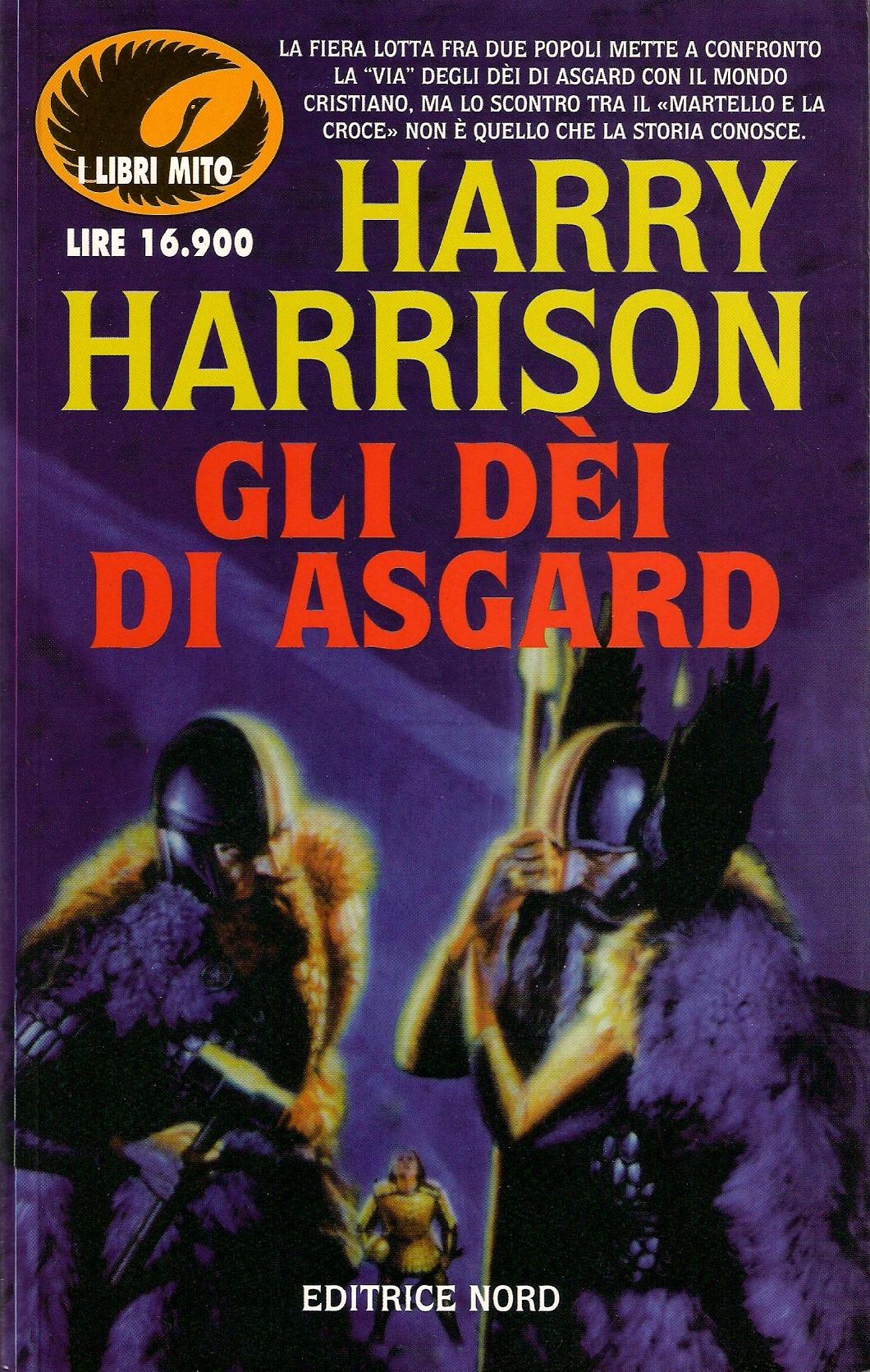 Gli dei di Asgard