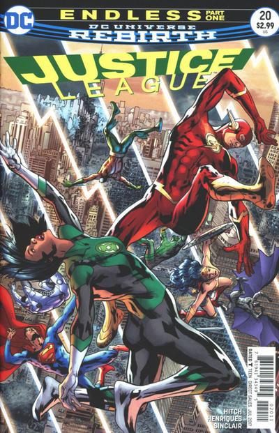 Justice League Vol.3 #20