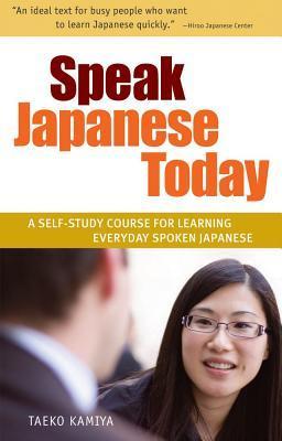 Speak Japanese Today