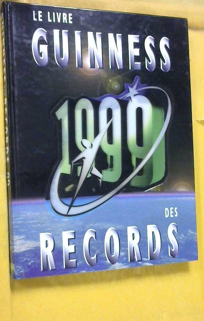 Le livre Guinness des records 1999
