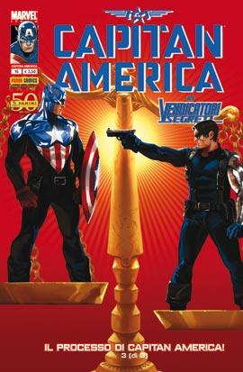 Capitan America & i Vendicatori Segreti n. 16