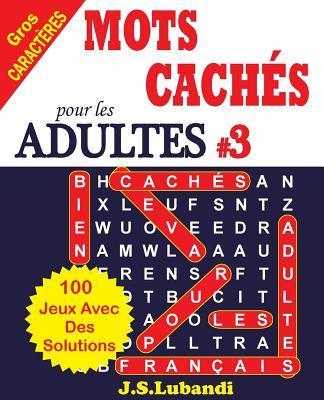 Mots Caches Pour Les Adultes