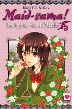Maid-sama! vol. 15