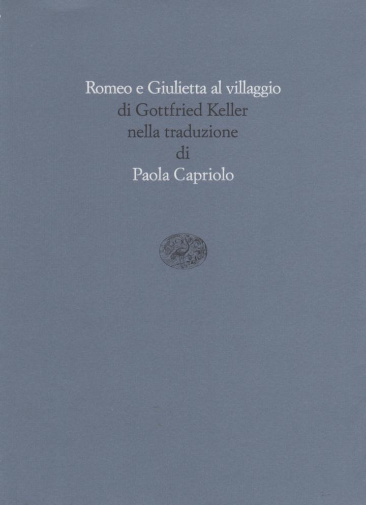 Romeo e Giulietta al villaggio