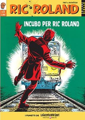 Ric Roland n. 5