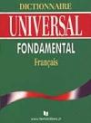 Dictionnaire Fondamental Français