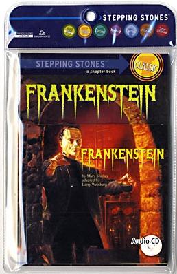 Frankenstein (책 + 테이프)