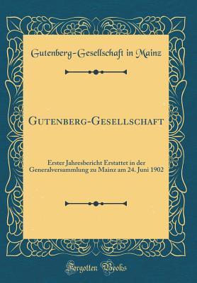 Gutenberg-Gesellschaft