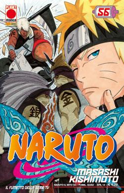 Naruto Il Mito vol. 56