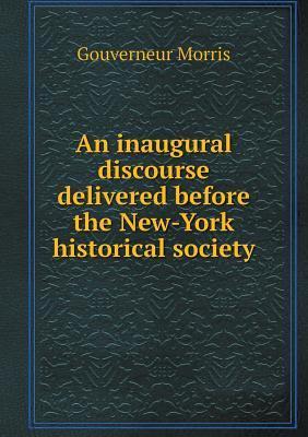 An Inaugural Discour...