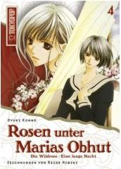 Rosen unter Marias Obhut - Light Novel