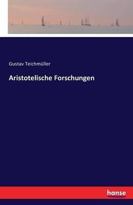 Aristotelische Forschungen