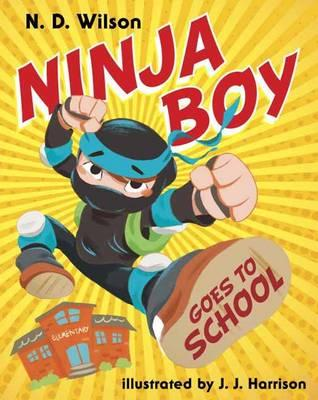 Ninja Boy Goes to Sc...