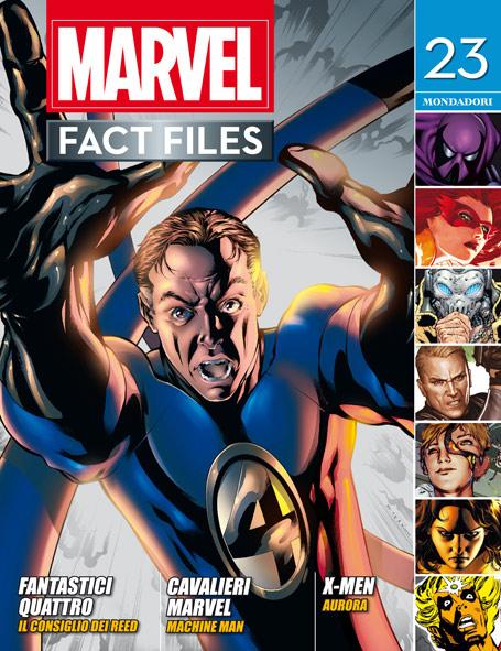 Marvel Fact Files n.13