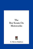 The Boy Scouts on Motorcycles