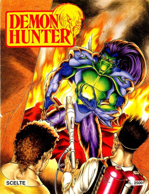 Demon Hunter n. 7