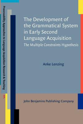 The Development of the Grammatical System in Early Second Language Acquisition