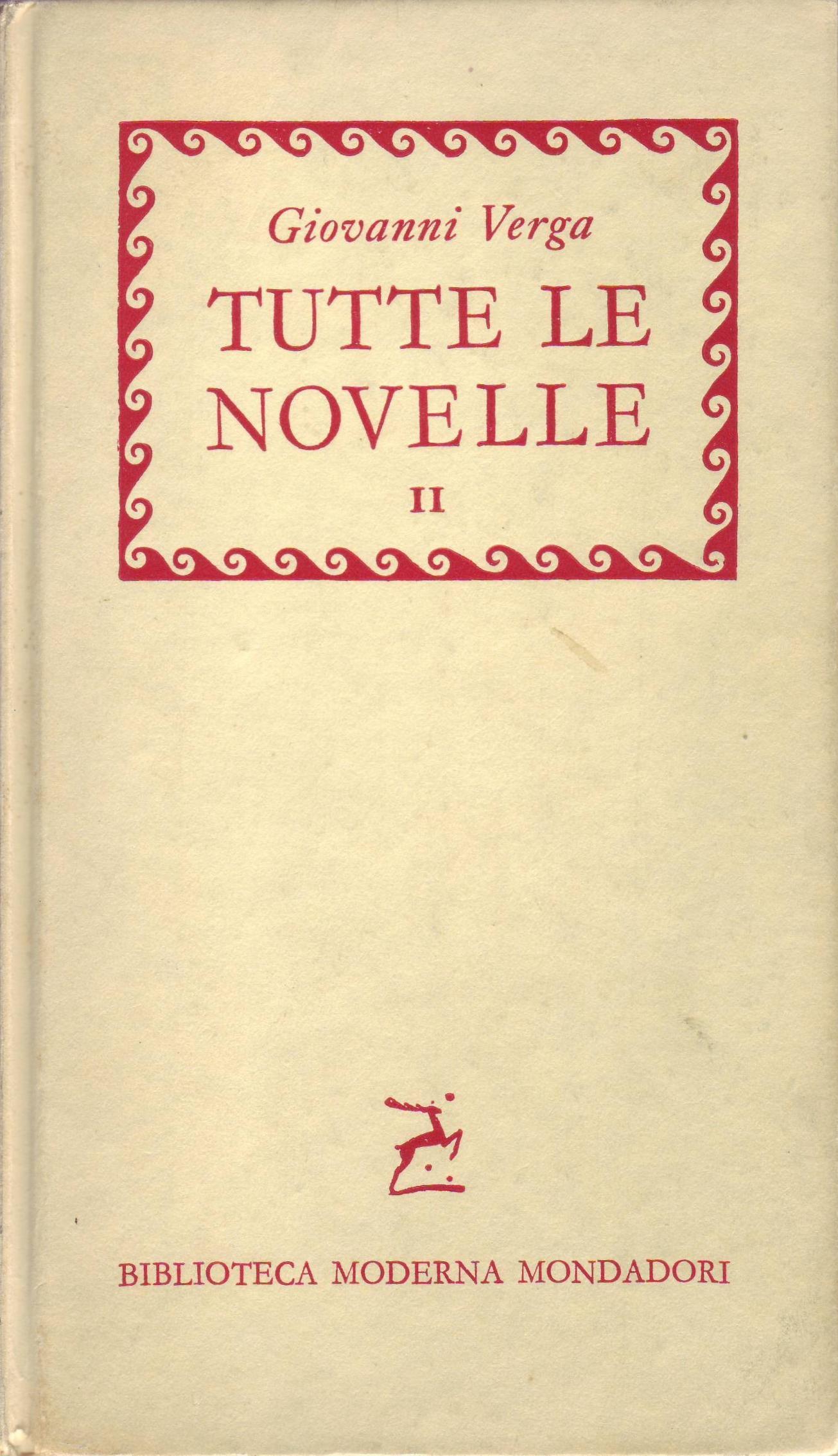 Tutte le novelle - Vol. 2