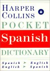 Harper Collins Spanish Pocket Dictionary