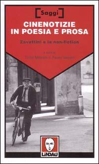 Cinenotizie in poesia e prosa