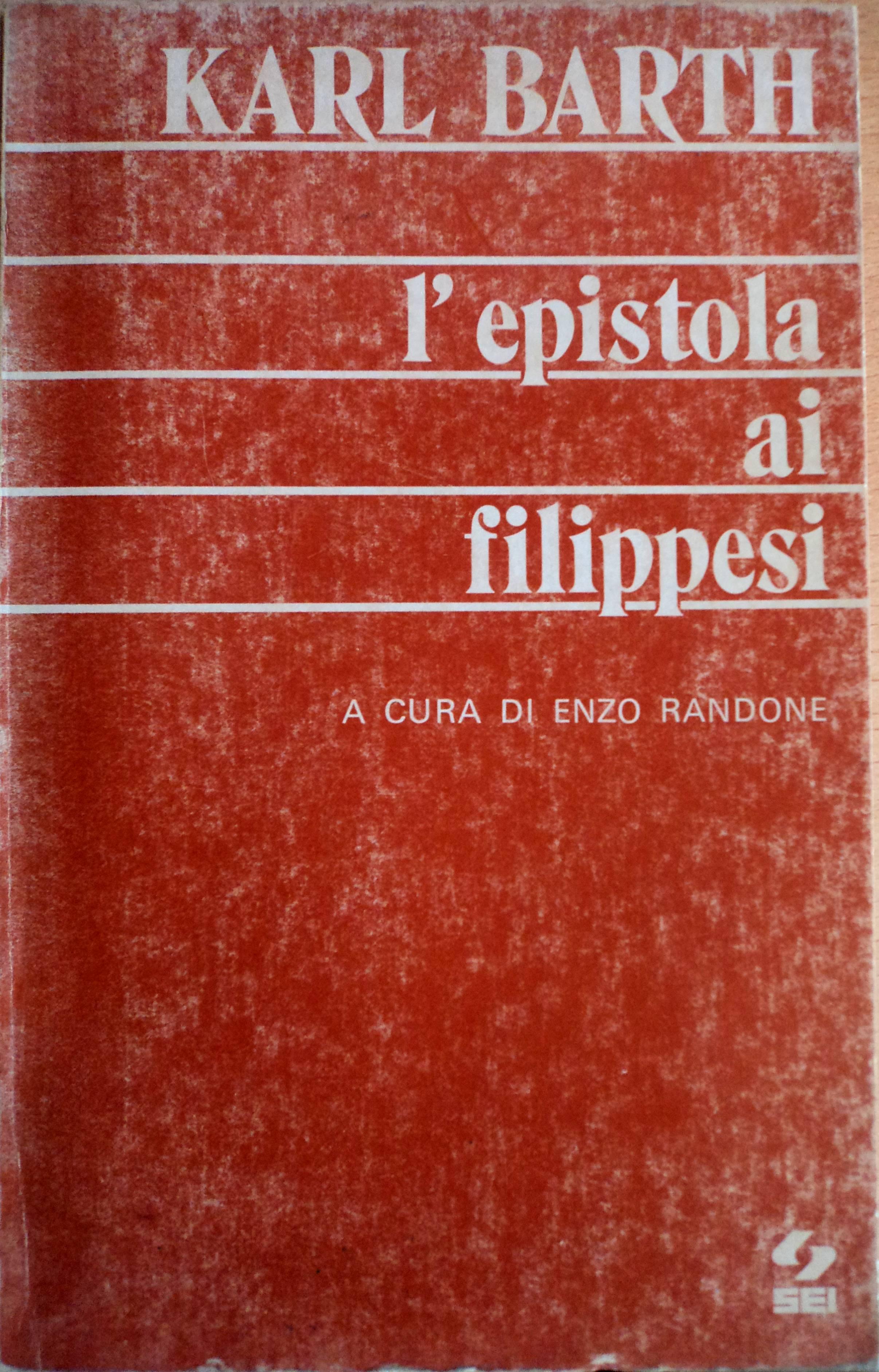 L'Epistola ai Filippesi