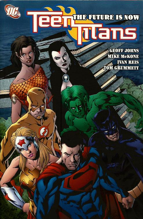 Teen Titans Vol. 4