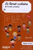Le livret scolaire de l'école primaire